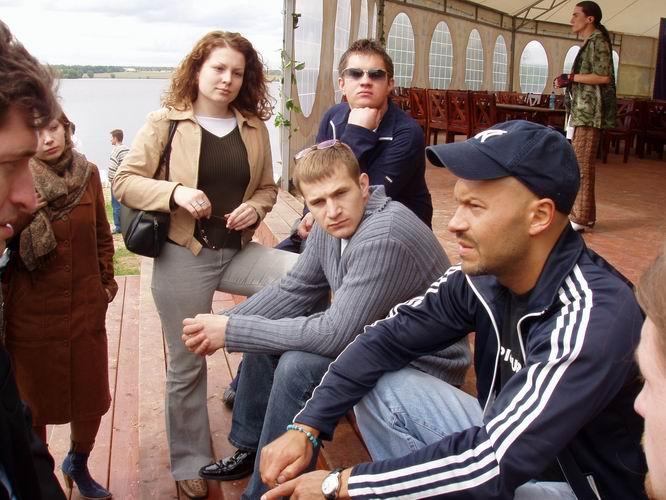 История российского шоубизнеса